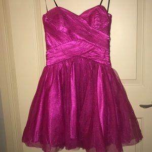 Roberta Strapless Size 9/10 Dress
